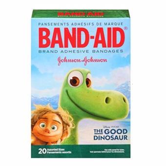 Băng keo cá nhân trẻ em 20 miếng Band-Aid Disney Pixar The Good Dinosaur