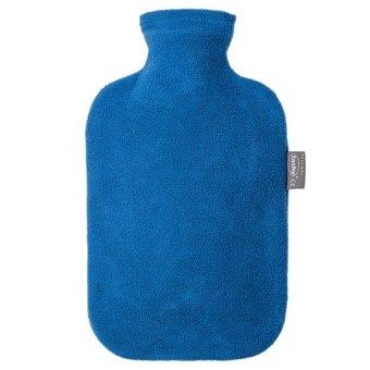 Túi chườm giảm đau tự nhiên Fashy bọc lông cừu (Xanh)