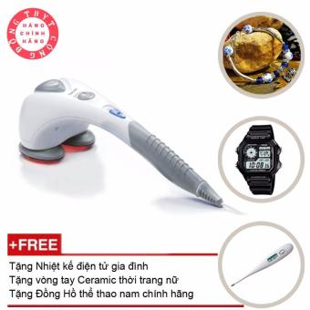 Máy massage cầm tay 2 đèn hồng ngoại Beurer MG80