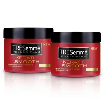 Bộ 2 kem ủ TRESemme Keratin Smooth 180ml