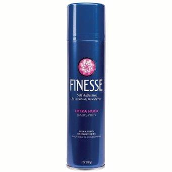 Keo xịt tóc Finesse HS Extra 198ml