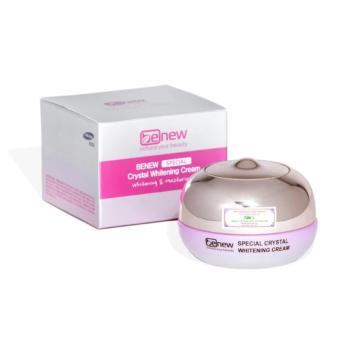 Kem Dưỡng Trắng Da Benew Special Crystal Whitening Cream Hàn Quốc Chính Hãng