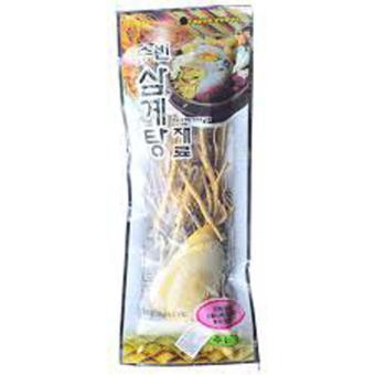 Thảo dược rễ Hồng Sâm khô Hàn Quốc 70g (dùng ngâm rượu)