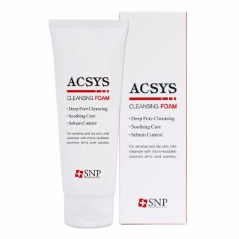 Sữa rửa mặt chuyên dùng cho da mụn SNP ACSYS Cleansing Foam