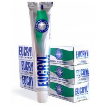 Kem Đánh Làm Trắng Răng Eucryl 50ml