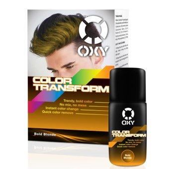 Gel đổi màu tóc OXY COLOR TRANSFORM BOLD BLONDE 25g (Vàng ấn tượng)