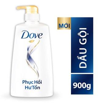 Dầu gội Dove Phục hồi hư tổn 900g