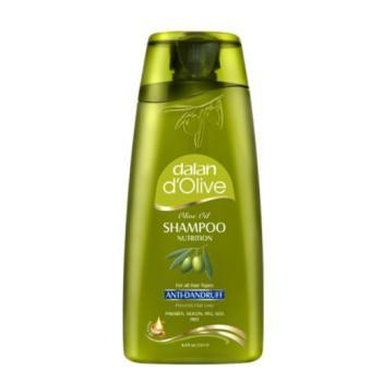 Dầu Gội Ô-Liu Cho Tóc Mỏng & Yếu Dalan Dalan D'Olive Volumizing Shampoo D'Dolive 250ml