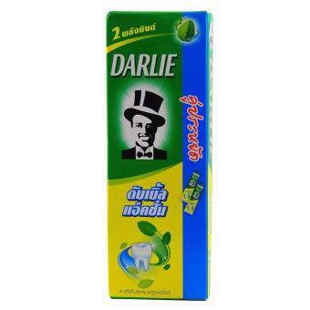 Kem Đánh Răng Tây Đen Darlie Bạc Hà Thái Lan
