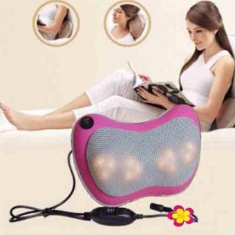 Bộ Gối mát-xa Massage 6 bi hồng ngoại giúp cơ thể thư giãn