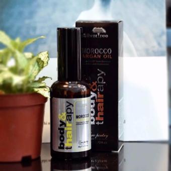 Tinh dầu Morocco Argan dưỡng tóc mềm mượt (80g)
