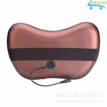 Gối massage hồng ngoại 8 bi PL-8028