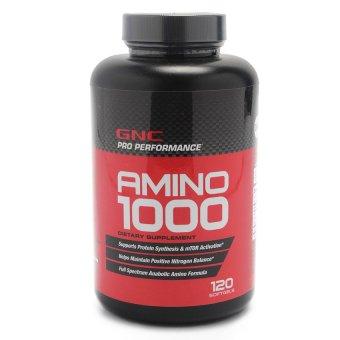 Thực phẩm chức năng GNC AMINO 1000120 viên