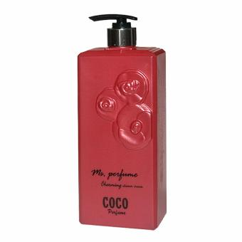 Sữa tắm COCO Perfume Charming Shower Cream 800ml HONGKONG Macco Mart
