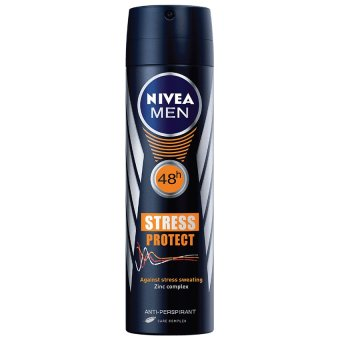 Xịt ngăn mùi NIVEA Men Stress Protect 150ml
