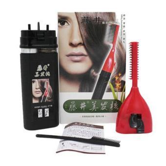 Bộ nhuộm tóc kèm lược thông minh AILIANG 100ml (Đen)