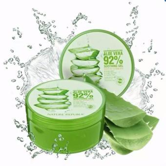 Gel Lô Hội Đa Công Dụng Nature Republic Aloe Vera 92% Soothing Gel - Hồng Nhung Online