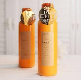 Bộ 2 chai Nước Súc Miệng Trà Xanh cho người Hút thuốc - Nhật Bản 600ml/Chai