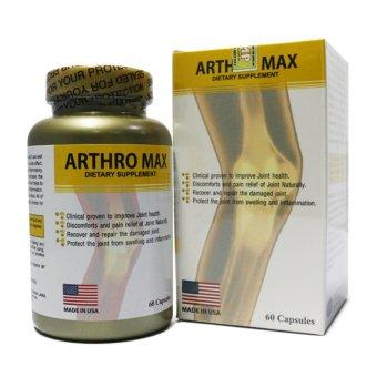 Viên giảm đau xương khớp Arthro Max 60 viên