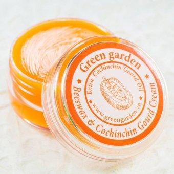 Cream dầu dừa sáp ong tinh dầu gấc 20gr