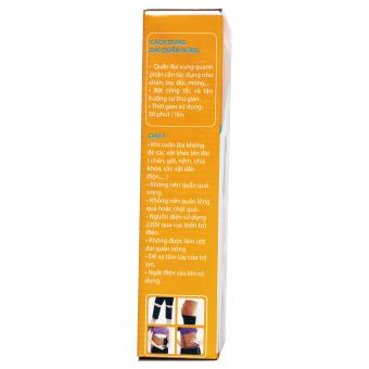 Đai Quấn Nóng Đôi Giảm Mỡ Cỡ Lớn Heating Pad