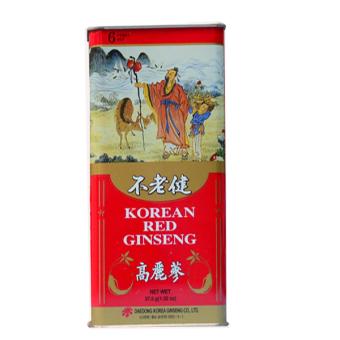 Hồng sâm củ sấy khô 6 tuổi 37,5 g - Nhập Khẩu Hàn Quốc