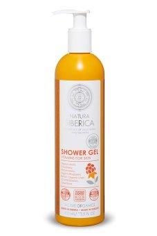 Sữa tắm Natura Siberica Vitamin cho làn da đẹp 400ml