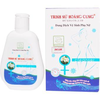 Dung Dịch Vệ Sinh Phụ Nữ Trinh Nữ Hoàng Cung - 100ml - TNHC1005T25