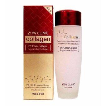 Mua Nước hoa hồng chống lão hóa 3W Clinic Collagen Regeneration Softener 150ml giá tốt nhất