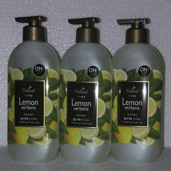 ON: THE BODY the Natural Lemon Verbena – Sữa tắm Hương Chanh & Cỏ roi ngựa 500g