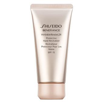 Kem dưỡng ẩm đặc biệt dành cho tay Shiseido Benefiance Wrinkleresist24 Protective Hand Revitarizer 75ml