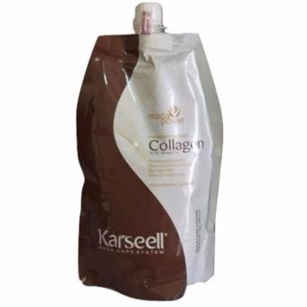 Hấp phục hồi tóc Collagen Karseel