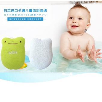 Bông tắm cho bé Kokubo Nhật