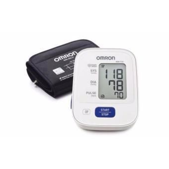 Máy đo huyết áp bắp tay Nhật bản Omron HEM-7121 (Trắng)