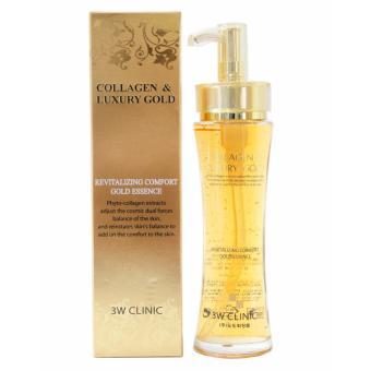 Tinh chất trắng da collagen & Luxury Gold 3W Clinic