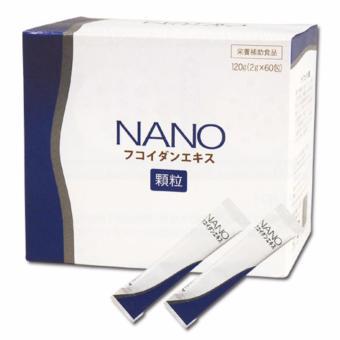 Nano Fucoidan Extract Granule Phòng Và Hỗ Trợ Điều Trị Ung Thư