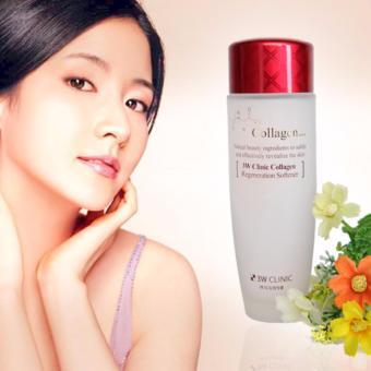 Nước Hoa Hồng Tái Tạo Làm Sáng Da 3W Clinic Collagen Regeneration Softerner 150ml
