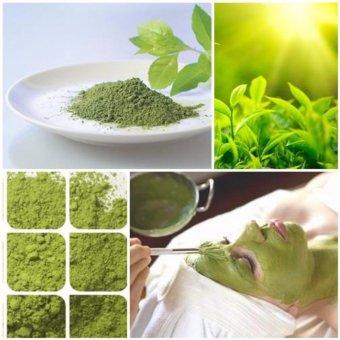 Mặt nạ bột trà xanh nguyên chất 150g