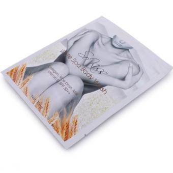 Sữa tắm trắng chuyên dùng từ cám gạo Sokiss Spa Rice Bran White Spa Body Wash 100g