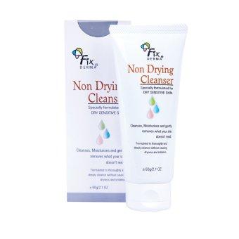 Sữa rửa mặt Fixderma Non Drying Cleanser 60g