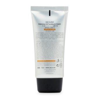 Kem chống nắng bảo vệ da toàn diện 3W Clinic UV Sunblock Cream SPF 50+ PA+++ 70 ml