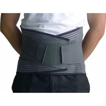Đai thắt lưng hỗ trợ Olumba cao 22 cm cỡ L