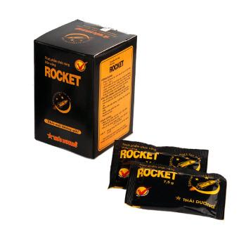 Viên Uống Rocket Sao Thái Dương Hộp 10 Gói