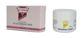 Bộ sản phẩm trị viêm da chàm Dr Michaels Dermatinex