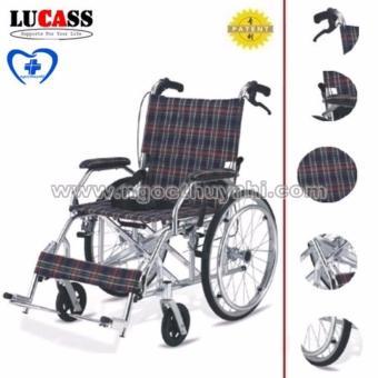 Xe lăn cho người khuyết tật Lucass X75J