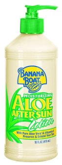 Dưỡng thể làm lành da bị cháy nắng Banana Boat Aloe Vera Sun Burn Relief Sun Care After Sun Lotion 470ml