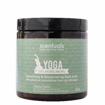 Muối tắm Yoga Sả Chanh