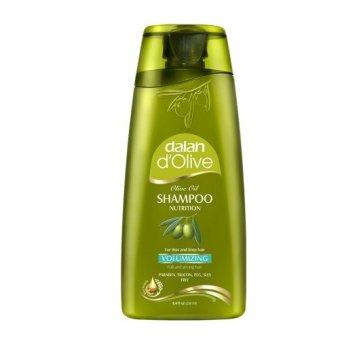 Dầu gội Oliu cho tóc mỏng & yếu Dalan D'Olive Volumizing Shampoo 250ml (Hàng Chính Hãng)