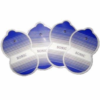 Combo 4 miếng dán máy massage xung điện Sonic