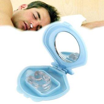 Dụng cụ chống ngáy ngủ bằng silicon